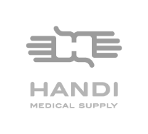 Handi Medical Supply Logo